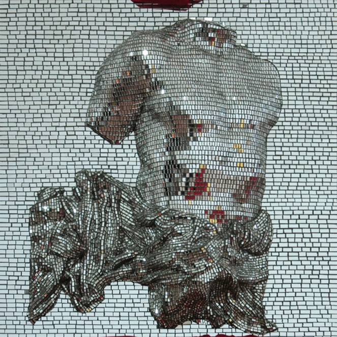 ANATOMIE - MOSAIC cm 81x81